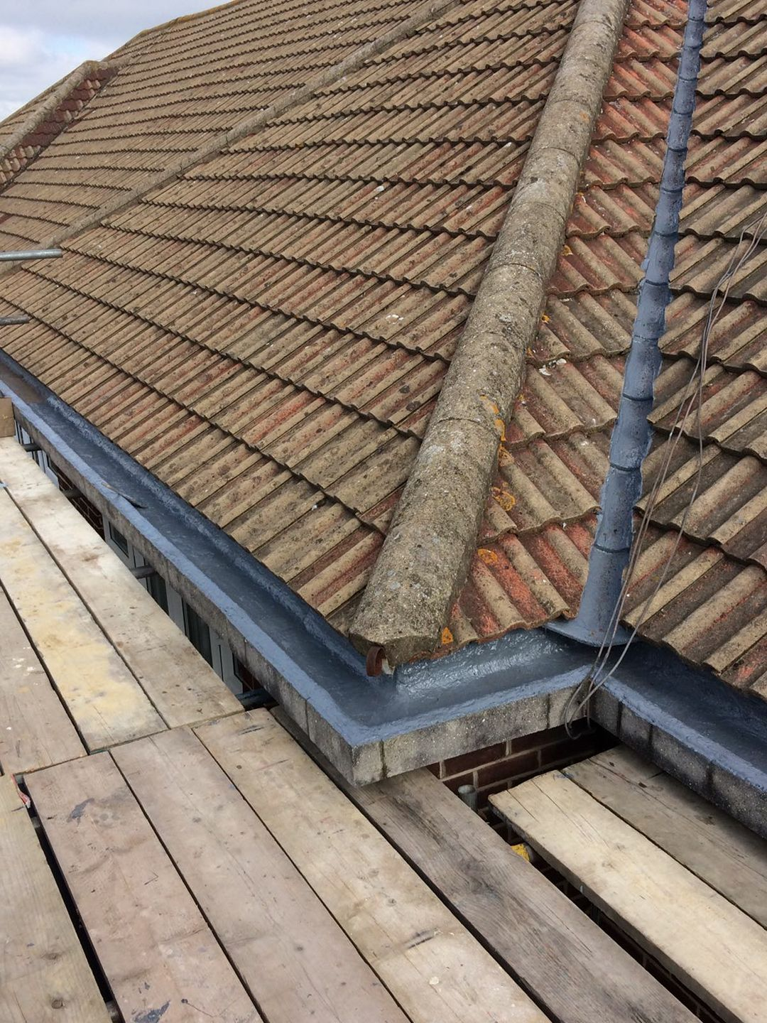 pitched-roofing